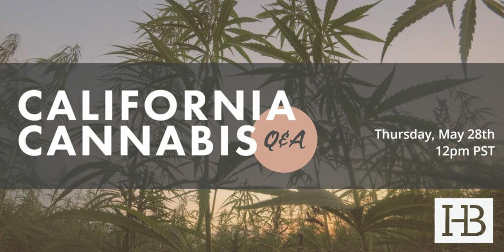 California Cannabis Hemp CBD